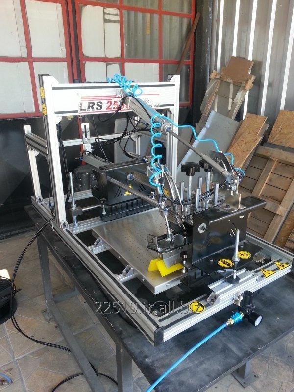 Satın al Vakumlu - vakumsuz yarı otomatik serigraf baskı makinesi