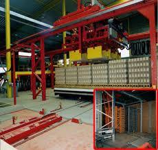 Satın al Yarı-otomatik tuğla fabrikası