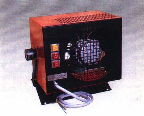 Satın al Fanlı ısıtıcı TER-8