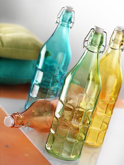 Zeytinyağı şişeleri izmir
