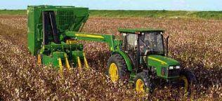 Satın al Pamuk hasat makinası 7260