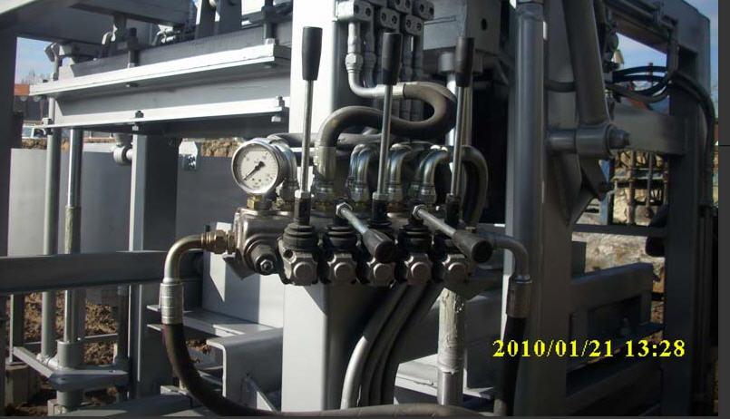Satın al Tek Bunkerli Manuel Briket Makinaları