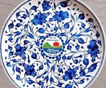 Satın al Logolu Porselen Tabaklar