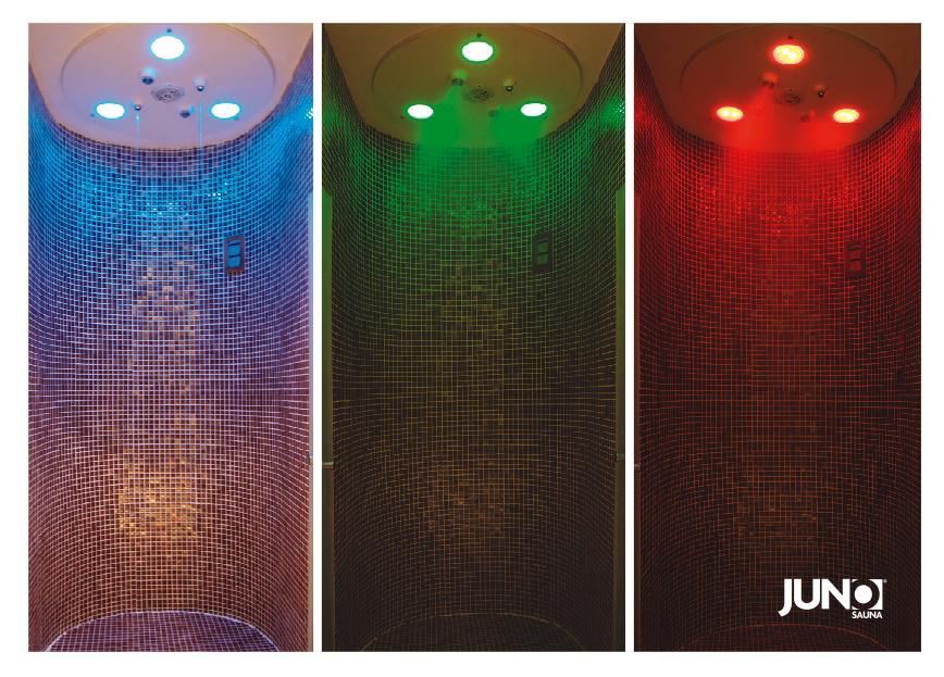 Juno Macera Duş / Juno Adventure Shower