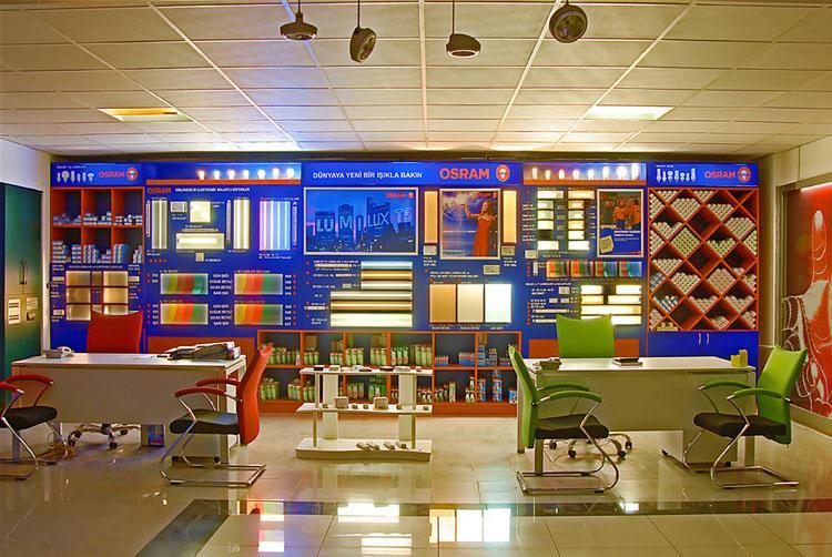 Satın al Mağaza dekor standları