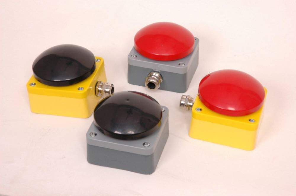 Satın al Avuç içi butonu (palm buton)