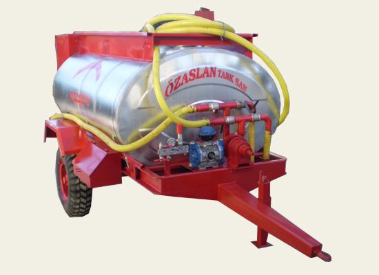 Gıda tanker in türkiye