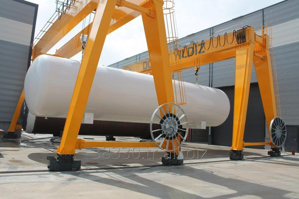 Buy Tanks – Vessels for storage of the liquefied SUG gas and Ammonia