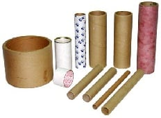 Buy Cylinder sleeves made of paper