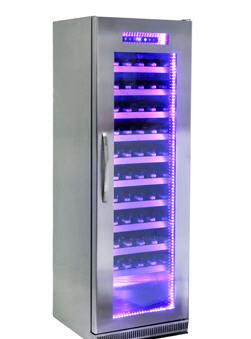 Satın al Paslanmaz Şarap Buzdolapları