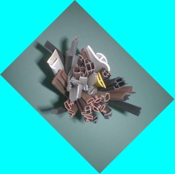 Satın almak Pvc Yumuşak Renkli ve Şeffaf Fitil, Profil ve Conta