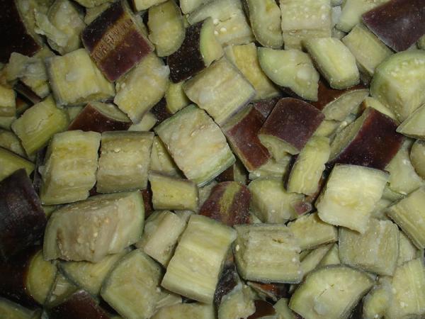 Что можно приготовить из замороженных баклажанов рецепт