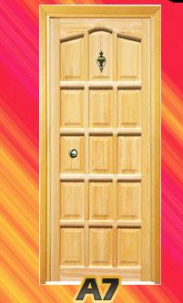 Satın al Ahşap panel kapısı