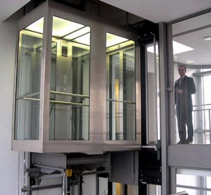Satın al Falez hidrolik asansör