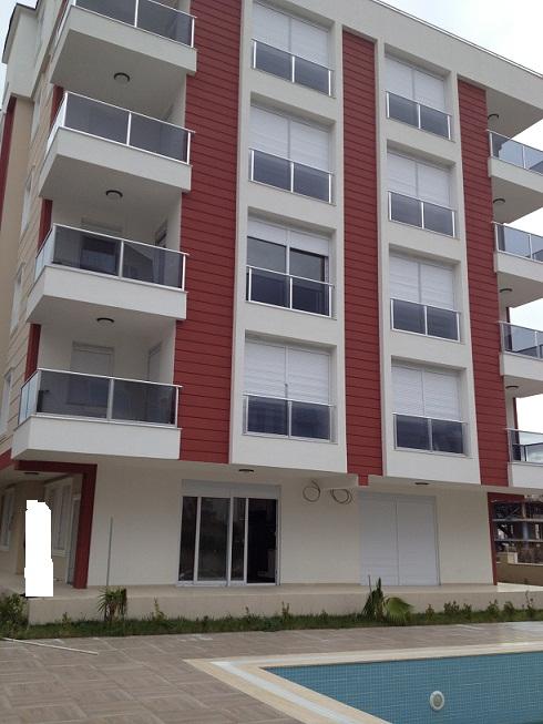 Satın al Большая квартира в Анталии,Турция