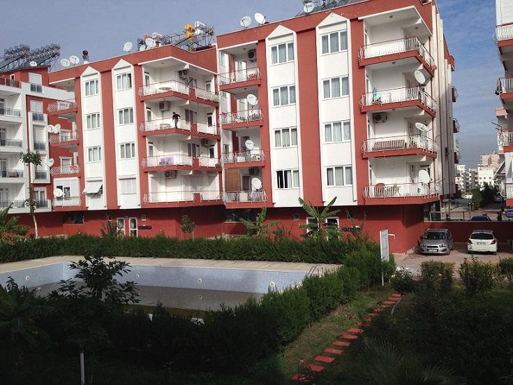 Satın al Продажа квартиры в красивом комплексе в Анталии