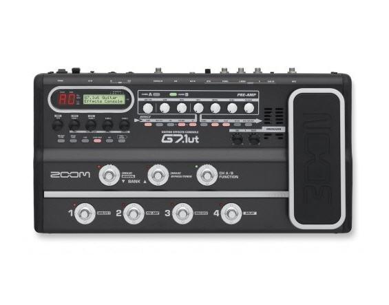 Satın al Zoom G7.1ut Elektro Gitar Prosesörü