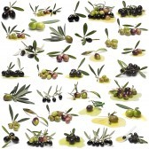 Satın al Siyah salamura gemlik zeytin toptan satış