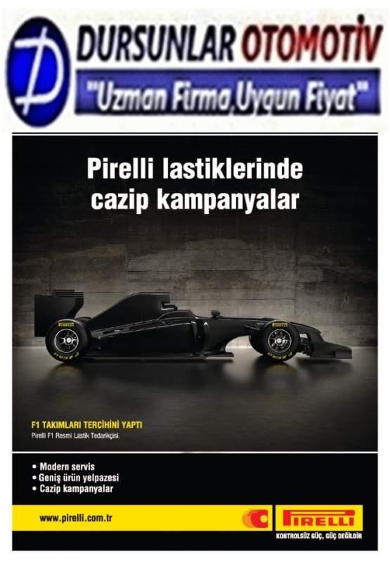 Satın al Pirelli Yüksek Performans Lastikleri