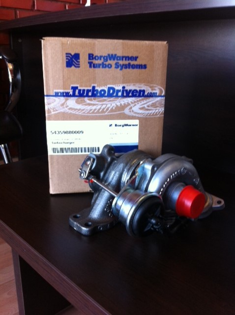 FORD FİESTA 1,4 TURBO ORJİNAL BORG WARNER