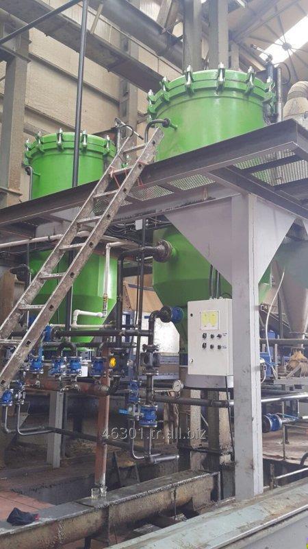 Satın al Dikey Niagara Filtre/Vertical Pressure Leaf Filter