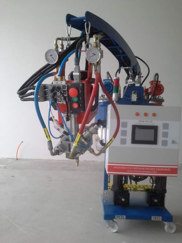 Satın al Low Pressure Polyurethane Foam Machine