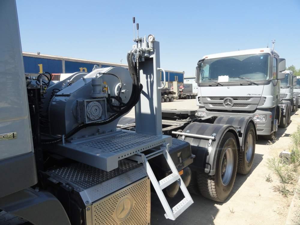Satın al Hydraulic winch HW 5800PHT