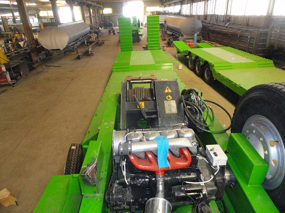 Satın al Industrial winch HW 6800PHT