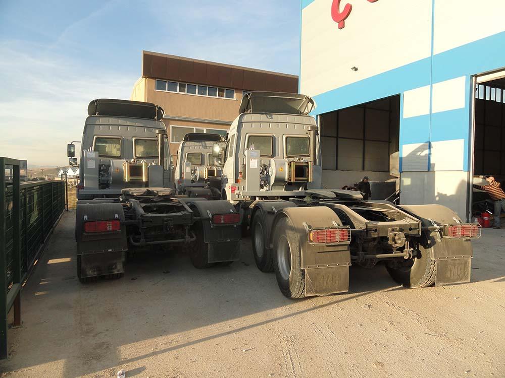 Satın al Industrial winch HW 7800PHT