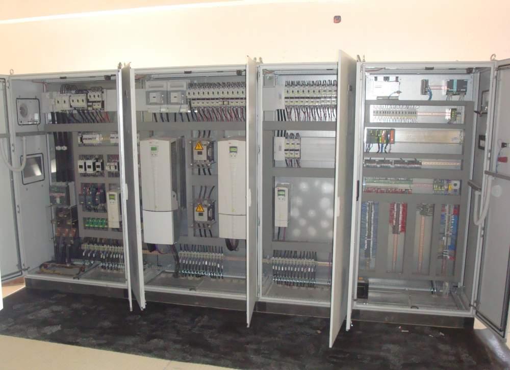 Satın al Электрощитовое оборудование