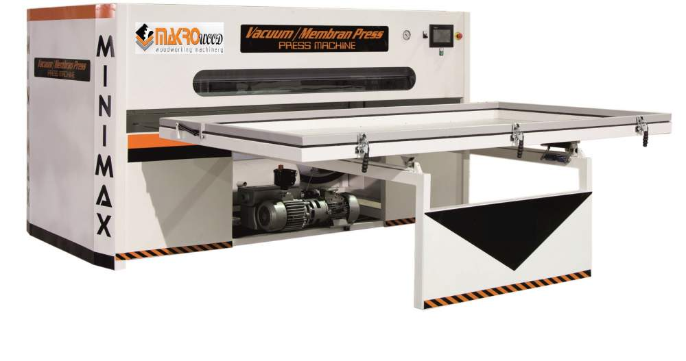 Satın al Vacuum membrane press machine