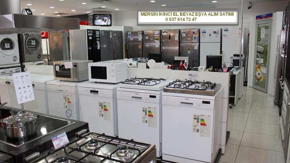 Satın al Mersin'de 2.el mobilya beyaz eşya ve alan satan yerler 0 537 614 72 47