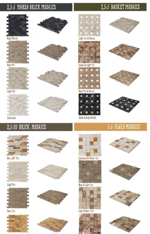 Satın al Mosaics