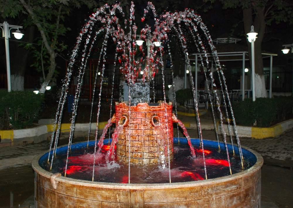 Satın al Işıklı Süs Havuzu