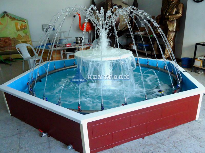 Satın al Fiber Süs Havuzu