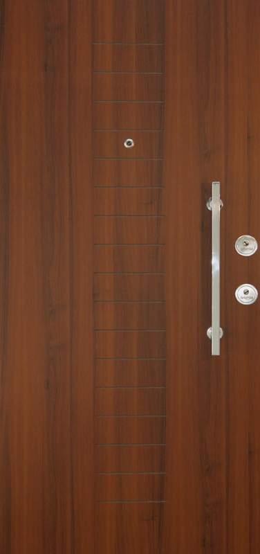 Satın al Turkarslan 01 KOM compact laminate surfaced steel door