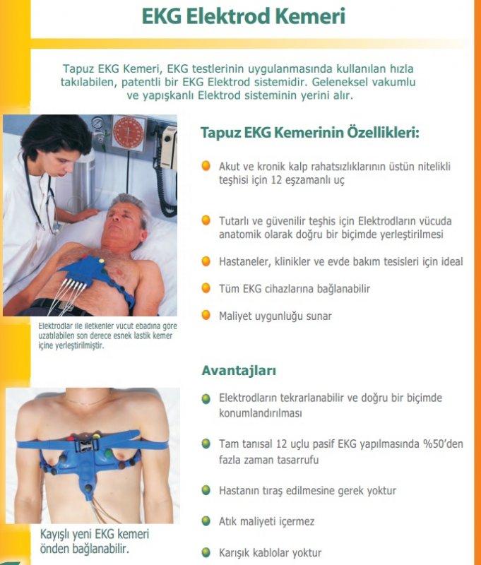 Satın al EKG KEMERİ