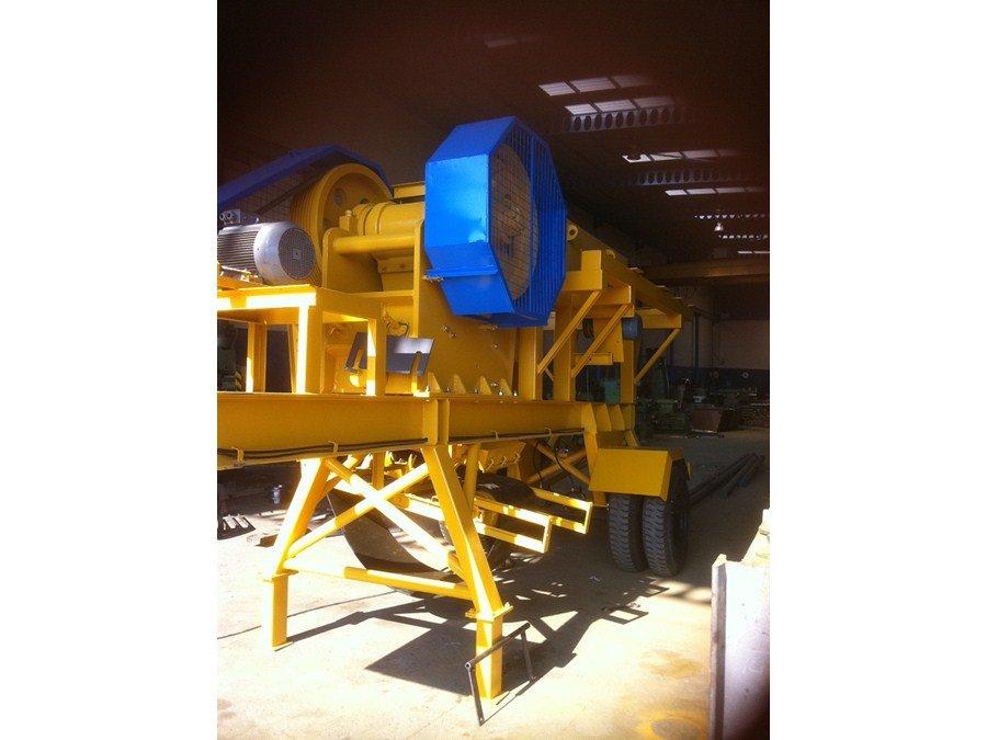 Satın al Satılık kırma eleme tesisi 90 lık - General Makina