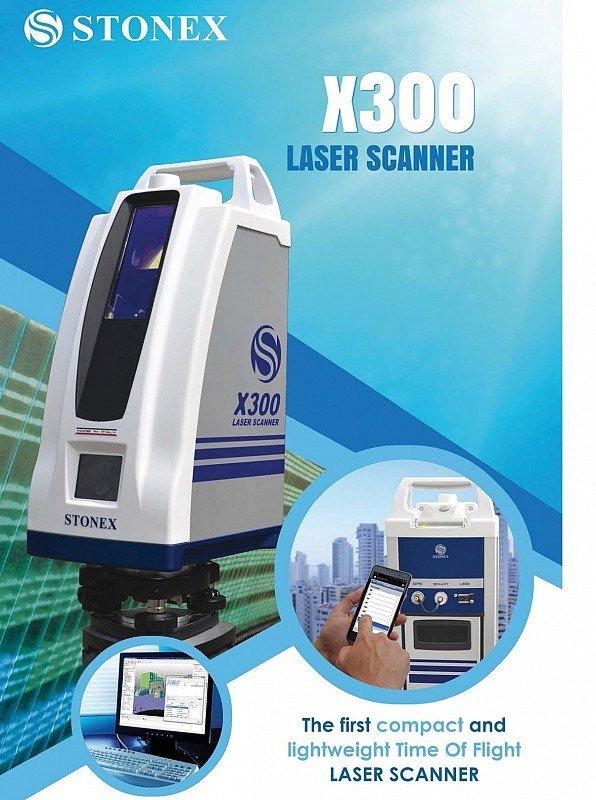 Satın al Laser Scanner