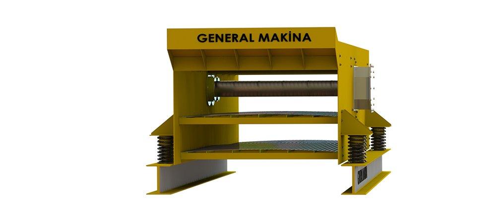 Satın al Titreşimli Elek - General Makina