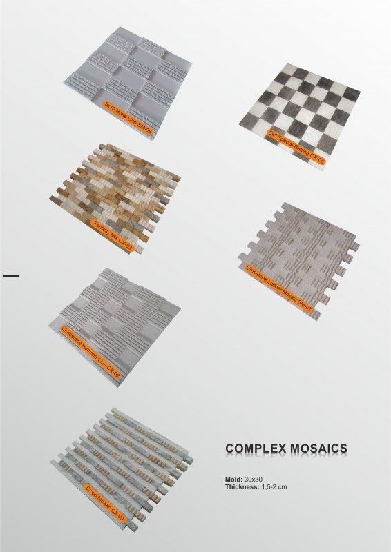 Satın al Mix mozaikler