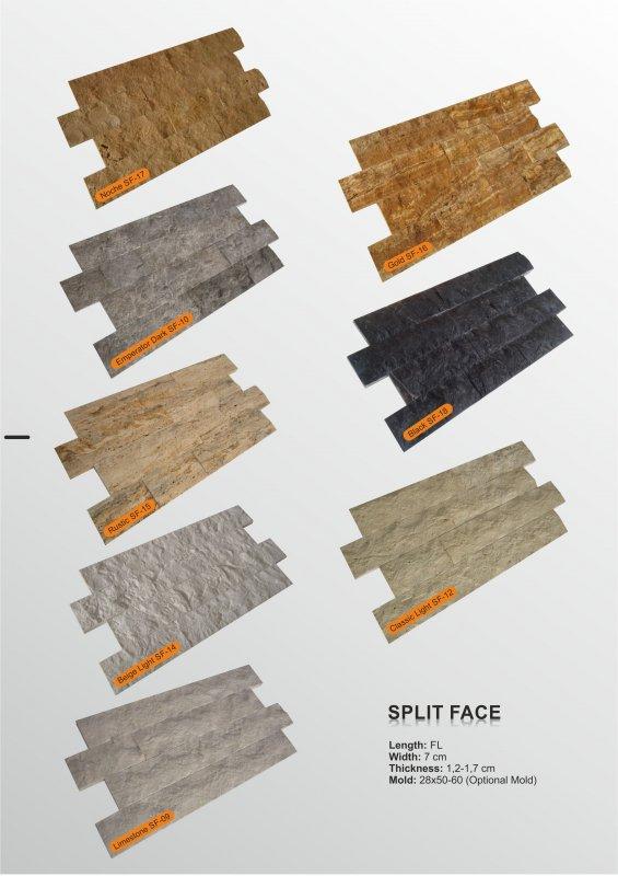 Satın al Splitface