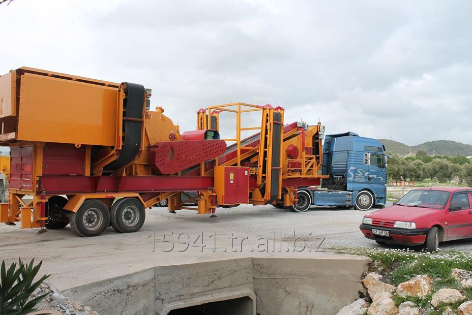 Mobile Crushing and Screening Plant General 800