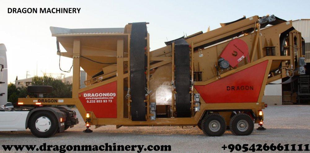 Satın al Mobile crushing plant dragon crushers New System