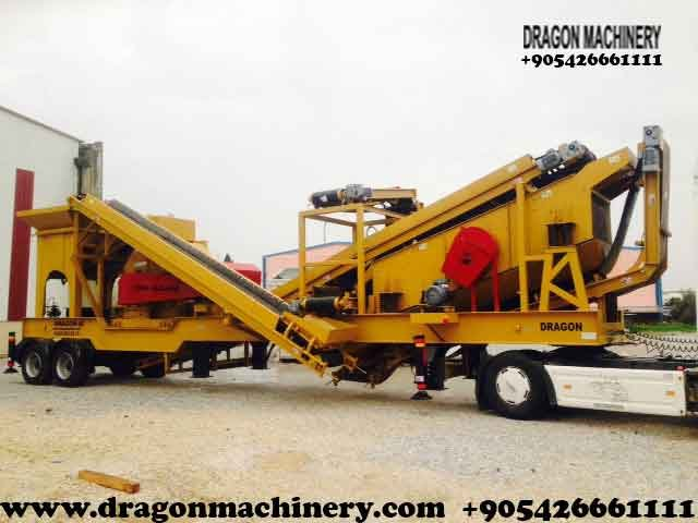 Sand making crushing and screening plant 45