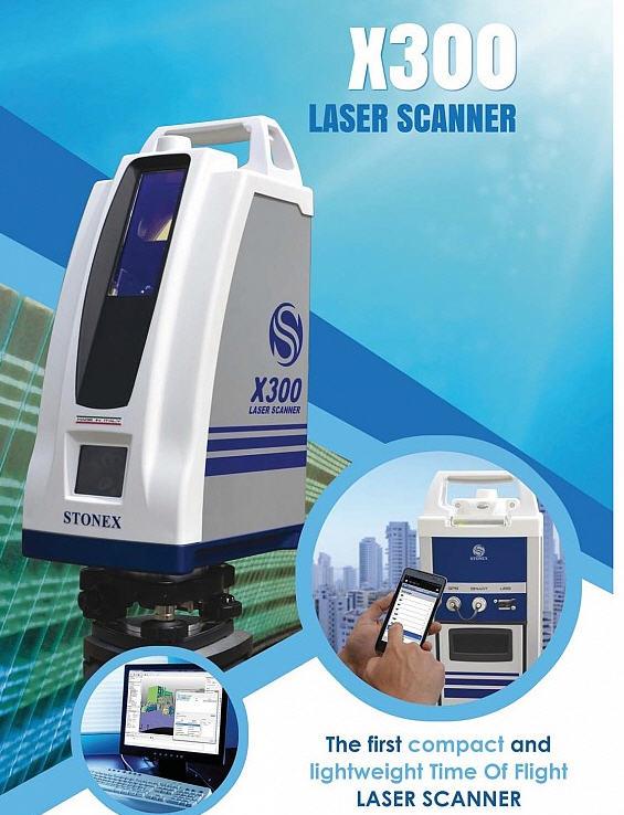 Satın al X300 LASER SCANNER