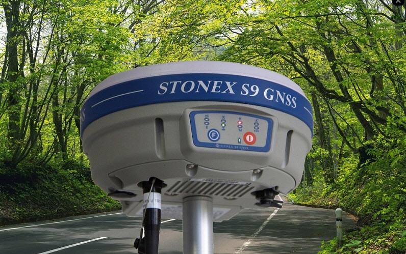 Satın al Stonex S9 III PLUS GNSS Cihazı