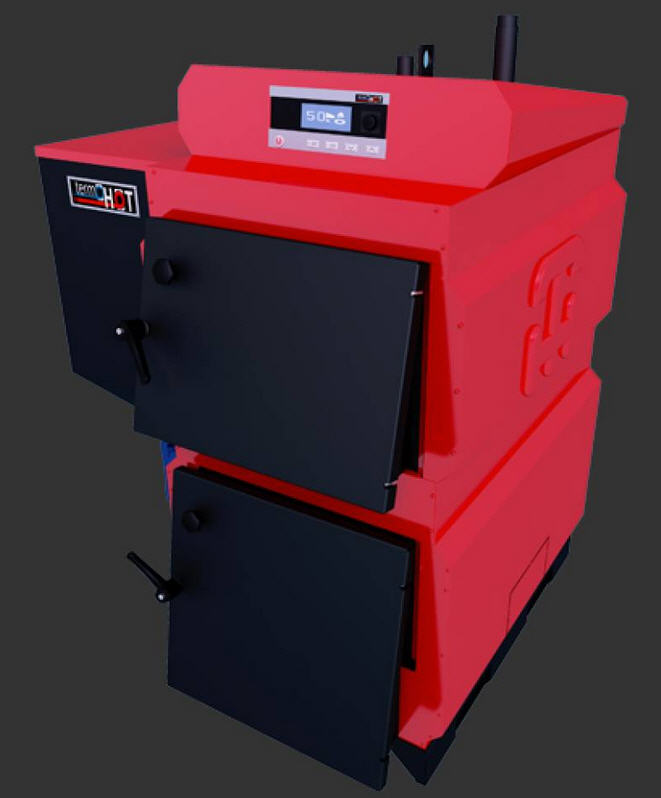 Satın al Katı Yakıtlı Mini Seri Otomatik Yüklemeli Kat Kaloriferi