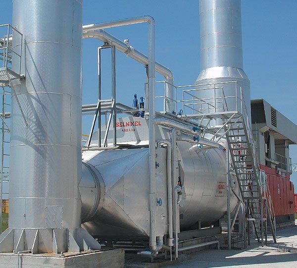 Satın al Waste Heat (Steam & Hot Oil) Boilers