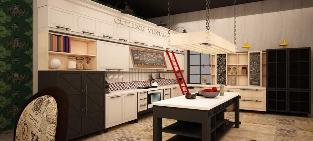 Satın al Viktorya 2014 mutfağı